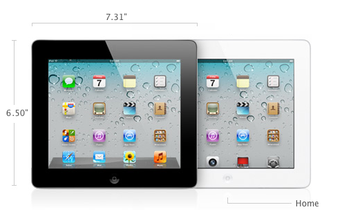 iBook - iPad Hybrid